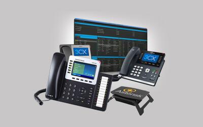 Domestic & Commercial Telephone Exchange
